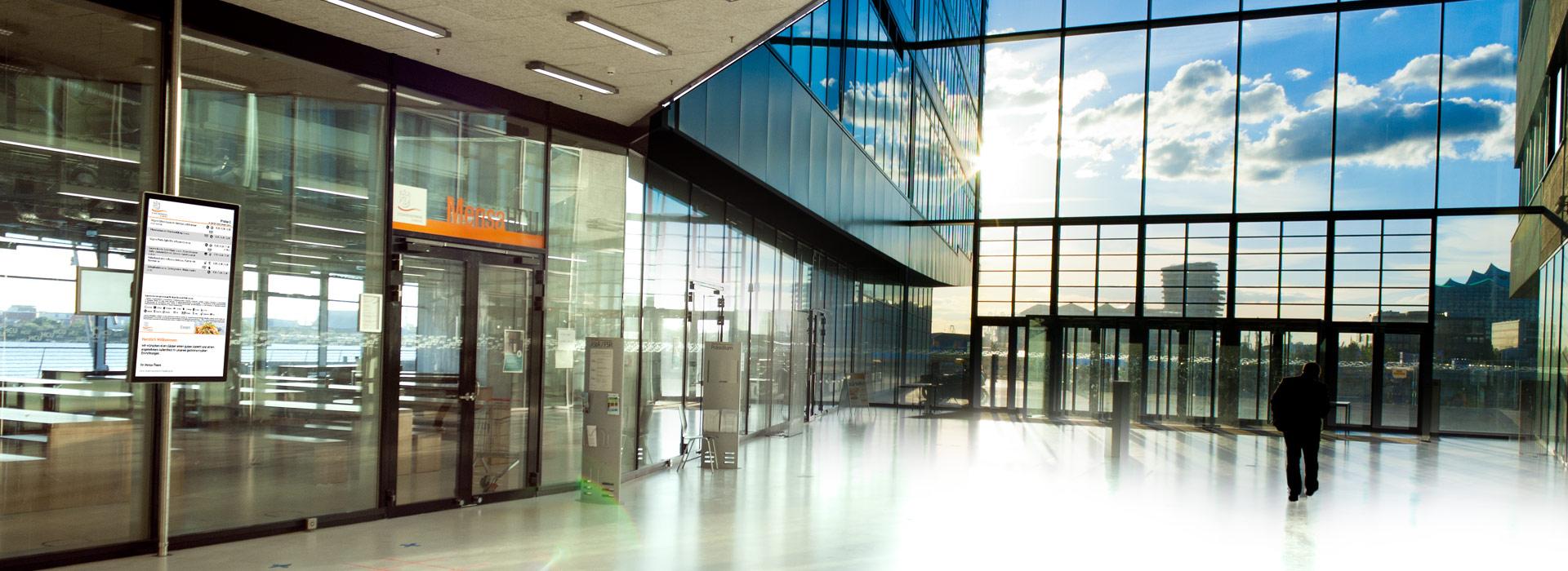 Infomax gmbh studierendenwerk hamburg moderne for Moderne architektur hamburg